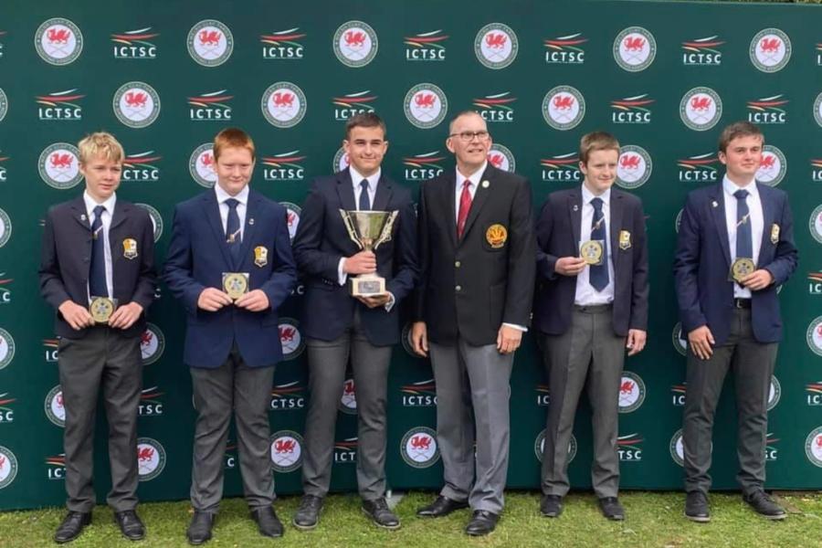 Congratulations to the England Junior DTL Team